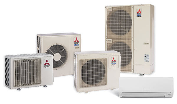 Beautiful Mitsubishi Heat Pumps